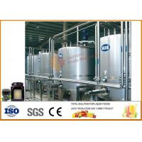 Complete Tomato Paste Processing Line , Mulberry Jam Production Equipment Manufactures