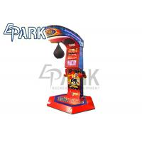 Adult Game Center Boxing Prize Redemption Arcade Machine With Coke Manufactures