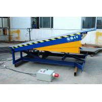 1500Kg Electric mechanical Container Loading Dock Ramp for truck Manufactures