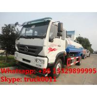 SINO TRUK Golden King 10cubic meters to 14cubic meters water sprinkling truck for sale Manufactures