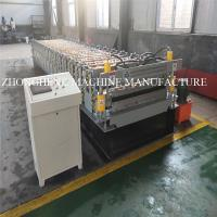 Quality 27-1000 / 25-995 Double Layer Roll Forming Machine , Roof / Wall Double Deck Roll Forming Machine for sale