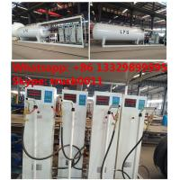 Quality best price Factory sell customized 32m3 skid lpg station, mobile skid-mounted lpg gas refilling plant for gas cylinders for sale