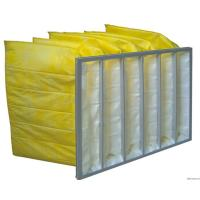 Pocket air filter, bag filter Manufactures
