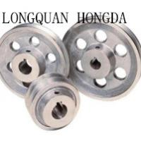 High Precision Aluminum Belt Pulleys Customized CNC Machined Aluminum Parts Manufactures