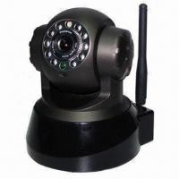 Wireless IP Camera with Free DDNS Bonding and Alarm for Motion Detector Manufactures