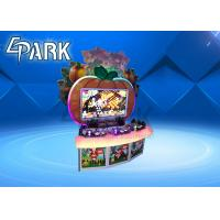 3 Players Kid Lottery Prize Vending Machine For Tourist Attractions / KTV Manufactures