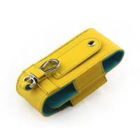 Quality IQOS 2nd Gerneration Leather Ecig Case Compact Size Perfect Design 13 * 11.5 * 3 CM for sale