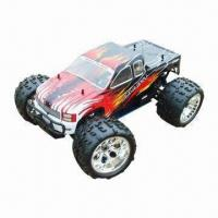 China Savagery Lightweight Nitro Off-road RC Monster Truck with High-performance 18CXP Engine on sale