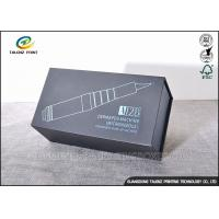 Luxury Printed Pen Packaging Box , Double Wall Cardboard Boxes Customized Logo