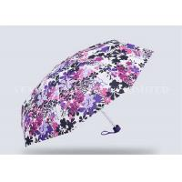 "Classic Super Lightest Travel Umbrella , 19"" Promotional Slimline Travel Umbrella Manufactures"