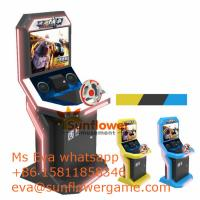 Guangzhou Best Game Machine Supplier Metal Kids Car Racing Game Machine For Sale Manufactures