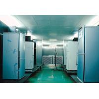 Fridge Refrigerator Assembly Line , Freezer Testing Lab For Testing Part Manufactures