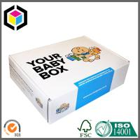 Matte CMYK Full Color Offset Print Shipping Box; Folding Cardboard Box Manufactures