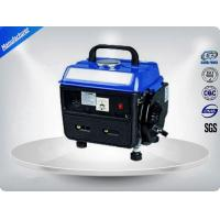 Electric Start Single Phase Portable Generator Set Rental Air Cooled 4.5 Kva Manufactures