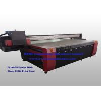High Speed MDF Board Wood Printing Machine Double Lead Screw Driving System Manufactures