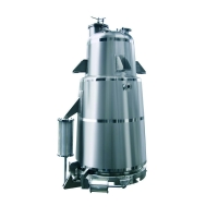 Medicine 5000l Galvanized  SS304 Storage Tank Used With Level Probe Manufactures