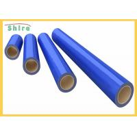 Surfaces Shields Duct Protection Film Dust Proof , Self Adhering Polyester Clear Film Manufactures