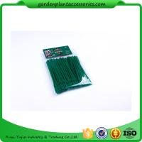 Luster Leaf Twist Garden Plant Ties Strips Green Color ISO 9001 Approved Manufactures