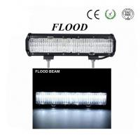 """New Model Ford Auto Parts Jeep Amber Light Bars 7D 22"""" 120W Flood Car LED Light Bar Manufactures"""