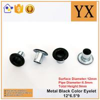 Quality High Quality Wholesale Price Colored Eyelets for Handbag Hardware for sale