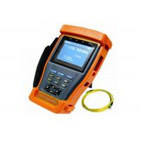 Quality Multifunction CCTV Tester with Optical Power Meter , PTZ Camera Tester for sale