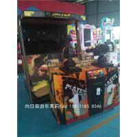 Quality 55INCH EXCITING RAMBO COIN OPERATED SIMULATOR SHOOTING ELECTRONIC ARCADE GAME MACHINE FOR SALE for sale