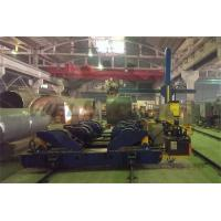 Quality Hydraulic Welding Turning Rolls Rotator 160 Ton Wind Tower Growing Line for sale