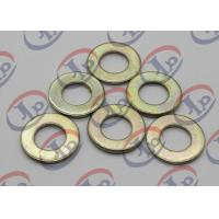 Lathe Turning Custom Precision Parts Steel Washers For Electrical Equipments Manufactures