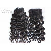 Full Cuticles Brazilian 8A  Human Hair  Weave No Shedding No Lice Manufactures