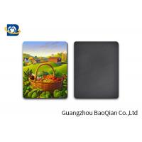 UV Offset Printing Lenticular Magnet PET Material 0.45mm Thickness ANTI - Scratch Manufactures