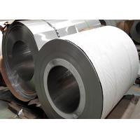 AISI SUS 316L / 430 Steel Sheet Coil , Cold Rolling Stainless Steel Sheet Roll Manufactures