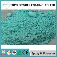 Oil Filters Electrostatic Powder Paint , Reliable RAL1019 Smooth Powder Coating Manufactures