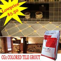 Waterproof Cement Grouting Non Shrink Cement Grout For Interior / Exterior Concrete