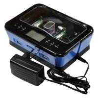 Small Cell Phone Battery Chargers With Five Adjustable Battery Bays Manufactures