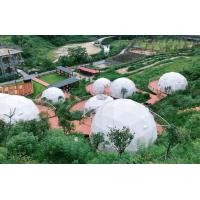 Customized Practical Advertising Party Geodesic Dome Tent Heavy Duty Materials Manufactures