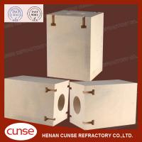 Zircon Mullite Brick for the Erosion Parts of Glass Kiln Manufactures