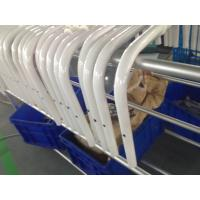 Quality Aksu Powder Coating CNC Bending Tubes with Holes for Aluminum Alloy Stair Chair for sale