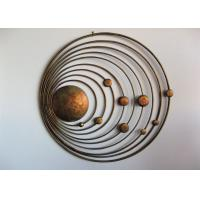 Laser Cut Contemporary Metal Wall Art Sculpture For Modern Home Decoration Manufactures