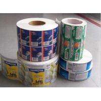 Custom Printed self adhesive label paper self adhesive labels manufacturers Manufactures