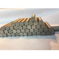 Durable Tungsten Carbide Rod Blanks High Corrosion Resistance  For Cutting Aluminum Alloy Manufactures