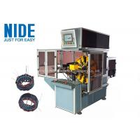 Automobile Motor Alternator Stator Coil Winding Machine Single Working Station Manufactures