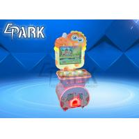 Buy cheap Coin operated Small Dinosaur kids hitting game machine for amusement park from wholesalers