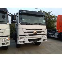 Buy cheap 30 ton automatic dump truck 25 - 40 ton Loading weight ZZ3257M3647A from wholesalers