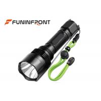 5 Light Modes 1100 Lumens Brightest Outdoor Flashlight Cree LED Torch Manufactures