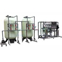 3TPH RO Water Treatment System Industrial Reverse Osmosis Plant Manufactures