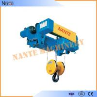 Construction Electric Wire Rope Hoist Wire Rope Pulling Hoist 440V/380V Manufactures