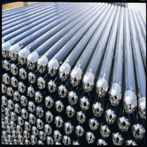 solar glass tubes Solar evacuated tube Manufactures