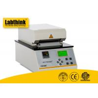 ASTM F2029 Laboratory Heat Sealer For Testing Laminate HST-H6 Basic type Manufactures
