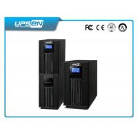 Single Phase Double Conversion Online UPS Low Voltage Protection Generator Compatible Manufactures