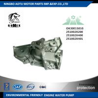 Professional Engine Water Pump Replacement OK30E15010 251002X200 251002X400 251002X401 for KIA Manufactures